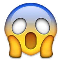 Image result for in shock emoji